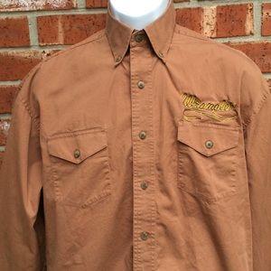 Men's Wrangler Western Shirt